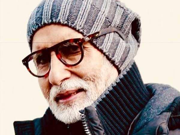 Amitabh Bachchan shares a new picture from the sets of Thugs of Hindostan in Thailand