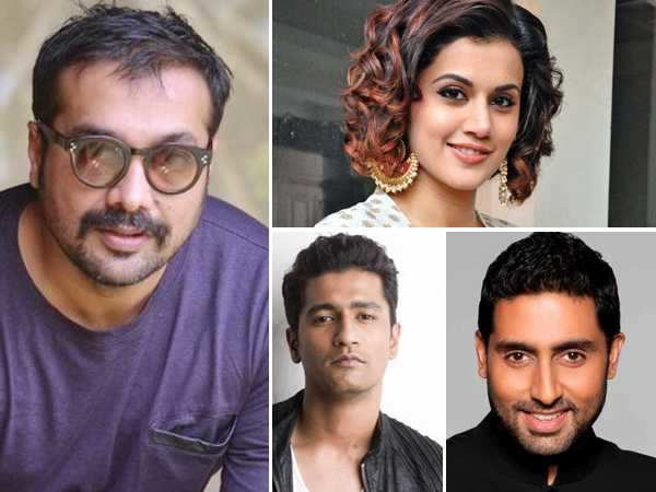 Exclusive! Abhishek Bachchan, Vicky Kaushal and Taapsee Pannu to star in Anurag Kashyap's next