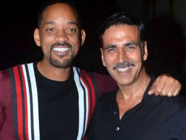Will Smith on Akshay Kumar: I should just move in with Akshay
