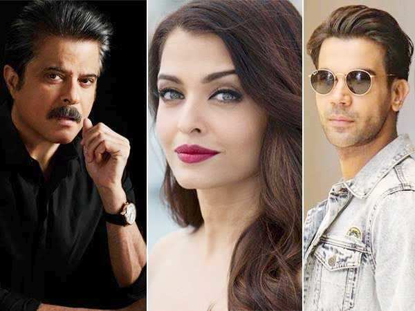 Aishwarya Rai Bachchan, Rajukummar Rao and Anil Kapoor shoot for Fanney Khan in spite of heavy rains