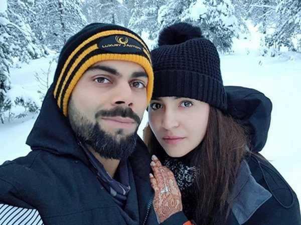 Take a look at Anushka Sharma and Virat Kohli honeymooning in Paradise