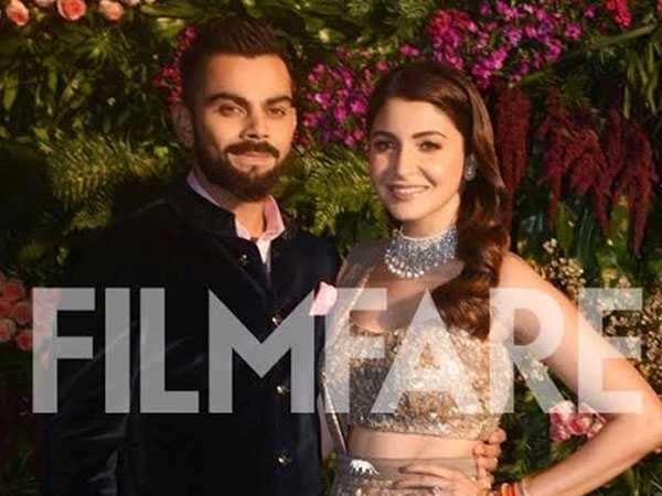 Anil Kumble attends Virat Kohli, Anushka Sharma's reception; Twitter can't handle it