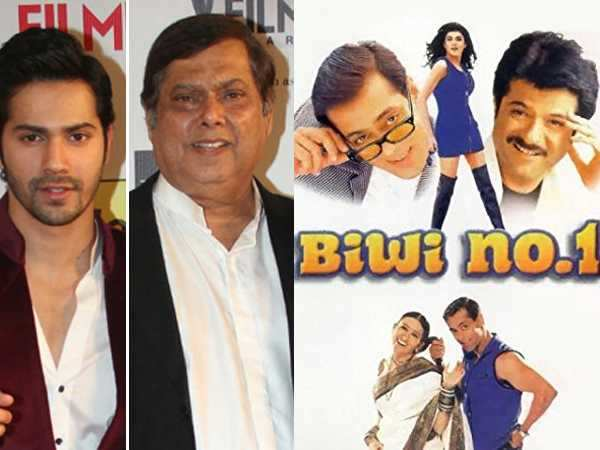 David Dhawan confirms that there won't be a remake of Biwi No. 1
