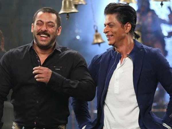 Don't miss! Shah Rukh Khan dedicates a special birthday song to Salman Khan