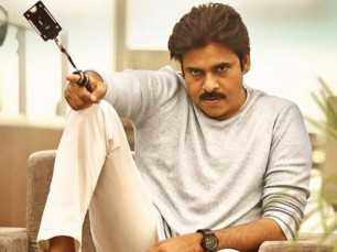 Pawan Kalyan shows his love and affection to fans at Agnyaathavaasi audio launch