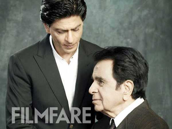 """""""My mom thought that I looked like Dilip Kumar"""" - Shah Rukh Khan's interview from 2013"""