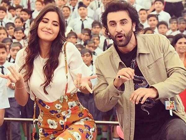 Here's what happened when Ranbir Kapoor and Katrina Kaif bumped into each other