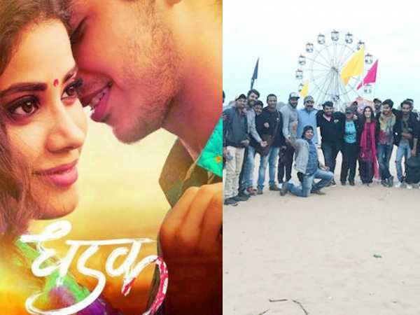 Dhadak: Janhvi Kapoor and Ishaan Khatter wrap up the first schedule in Rajasthan