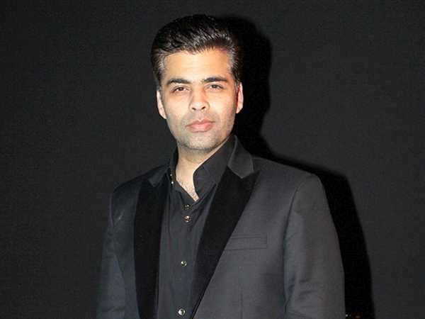 Karan Johar's friends are scared to go to his house