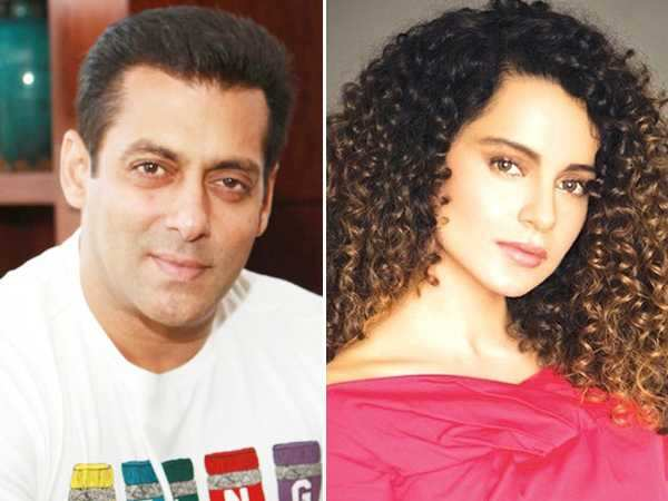 Kangana Ranaut all set to approach Salman Khan with a request
