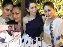 Don't miss these inside pictures from Malaika Arora's pre-Christmas bash!
