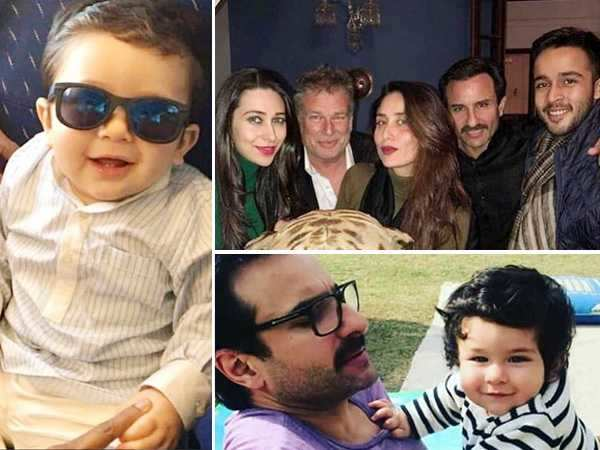 Sugar Rush! Are these the cutest pictures of birthday boy Taimur Ali Khan?