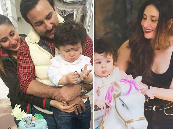 Adorable! All pictures you need to see from Taimur Ali Khan's first birthday