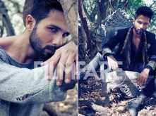 All the pictures from Shahid Kapoor's latest Filmfare shoot