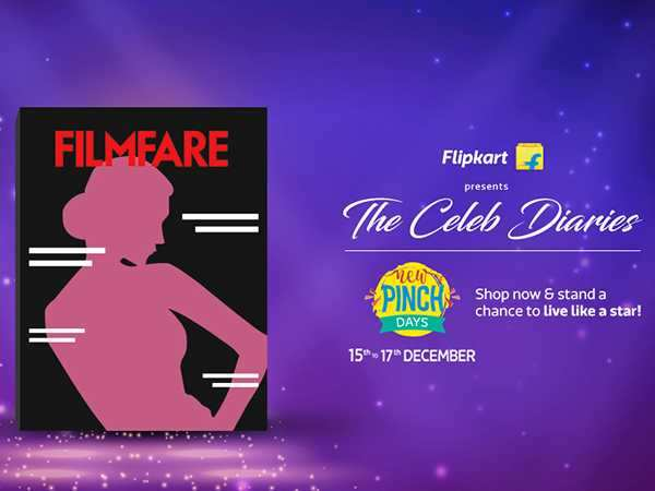 Filmfare and Flipkart give you the chance to live like a celebrity in just four steps