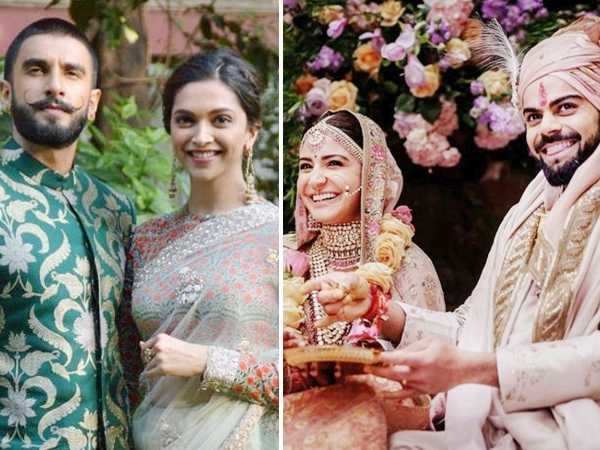 Newlyweds Anushka Sharma And Virat Kohli React To The Congratulatory Tweets!
