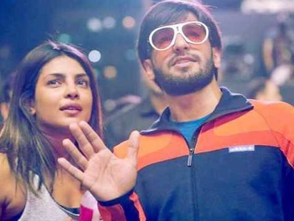 Ranveer Singh and Priyanka Chopra meet after two years of Bajirao Mastani