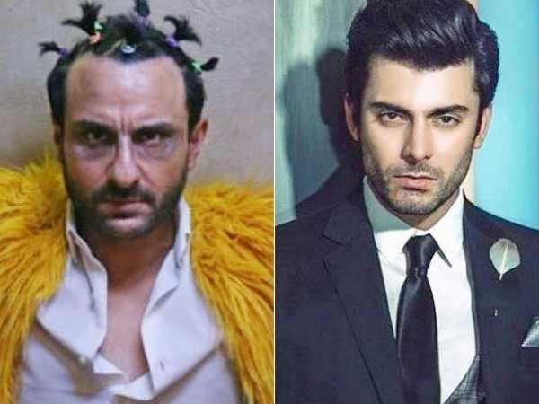Did you know Fawad Khan was also approached for Kaalakaandi?