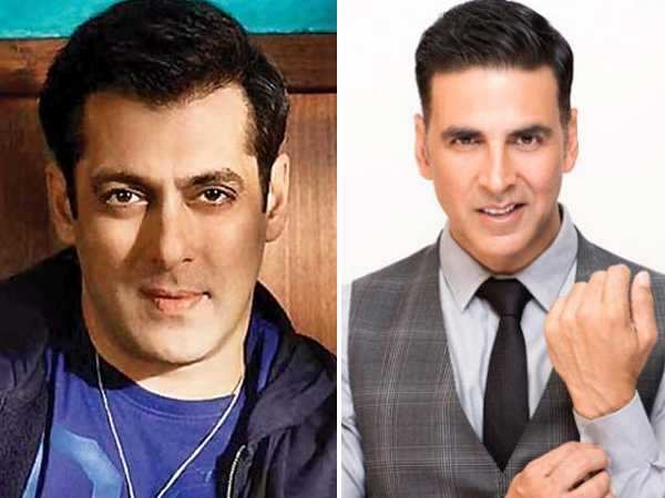 Akshay Kumar reacts on Salman Khan not being a part of his film Kesari