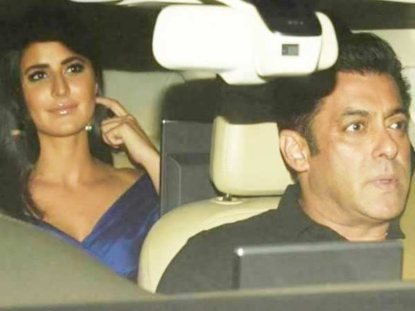 Salman Khan convinces Katrina Kaif