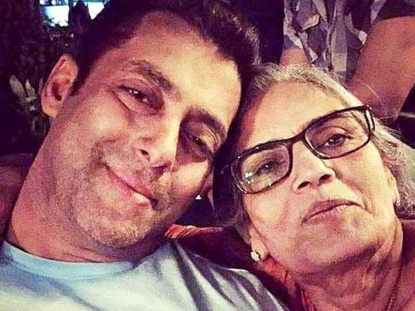 Salman Khan celebrates mom Salma's birthday with close friends and family