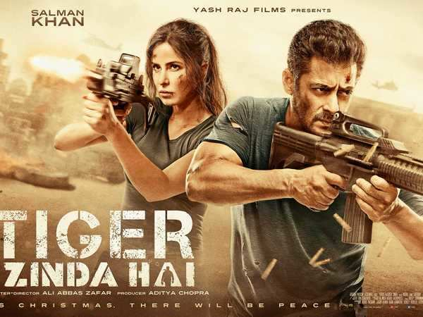Tiger Zinda Hai gets a never seen before response in terms of advance booking