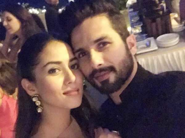 Epic! Shahid Kapoor reasons out why Mira Kapoor needs security personnel