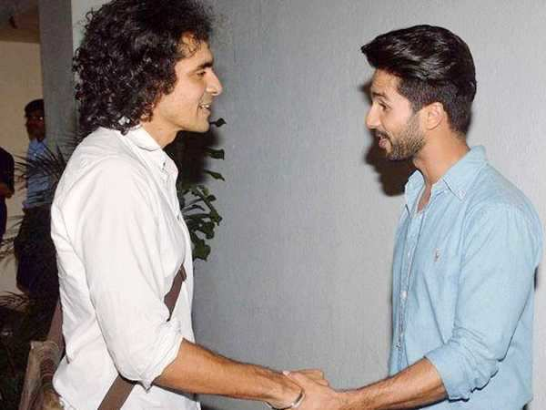 Shahid Kapoor confirms being a part of Imtiaz Ali's next