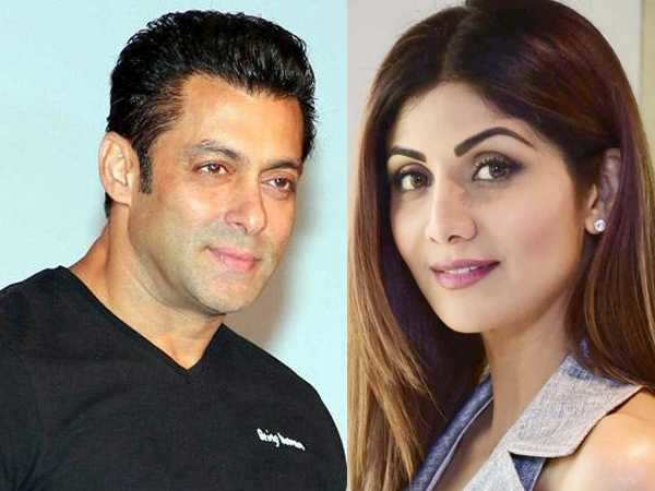 SC commission seeks reply over Salman Khan, Shilpa Shetty's 'bhangi' comment
