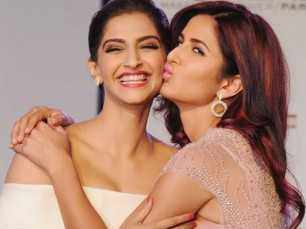 Katrina Kaif just said the sweetest thing for Sonam Kapoor