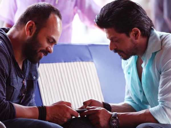 Rohit Shetty avoids locking horns with Shah Rukh Khan's film