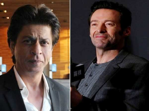 Hugh Jackman on Shah Rukh Khan: 'Shah Rukh Khan is my mentor'