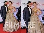 Sonam Kapoor & Harshvardhan Kapoor at the Reliance Digital And Filmfare Glamour And Style Awards