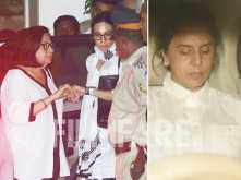 Babita Kapoor, Karisma Kapoor, Neetu Kapoor offer their last respects to Shashi Kapoor
