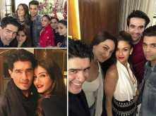 Inside Pictures! Everything that happened on Manish Malhotra's birthday!