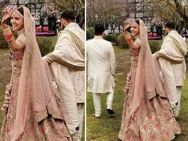 Virat Kohli Wedding.All The Pictures And Videos From Virat Kohli And Anushka Sharma S