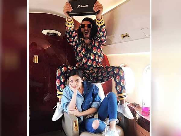 Alia Bhatt to be cast opposite Ranveer Singh in Rohit Shetty's Simmba?