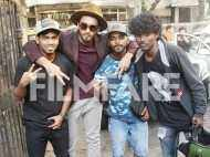 Ranveer Singh's swag is on display as he starts rehearsing for Gully Boy