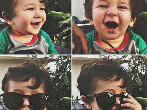 10 pictures and videos which prove that Taimur Ali Khan was the star attraction this Christmas!