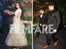 Sara Ali Khan and Ibrahim Ali Khan look like royals at the Virushka reception
