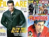 Birthday Special: Salman Khan's first Filmfare to the latest
