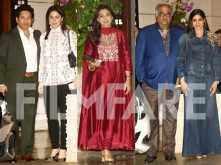 Sridevi, Juhi Chawla, Sachin Tendulkar, Sophie Choudry and more attend Mukesh Ambani's bash