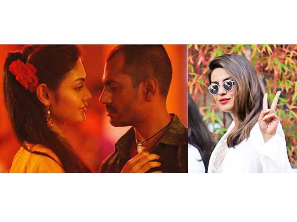 Priyanka Chopra launches the trailer of Nawazuddin Siddiqui's next film