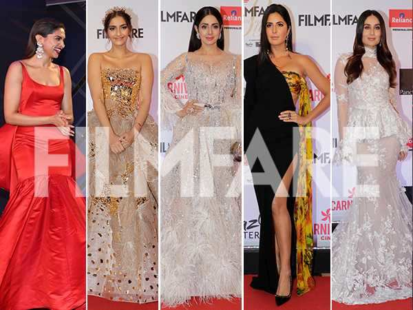 14 best looks from the Reliance Digital and Filmfare Glamour and Style Awards