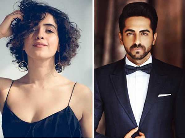 Badhaai Ho! Sanya Malhotra to star opposite Ayushmann Khurrana in the film