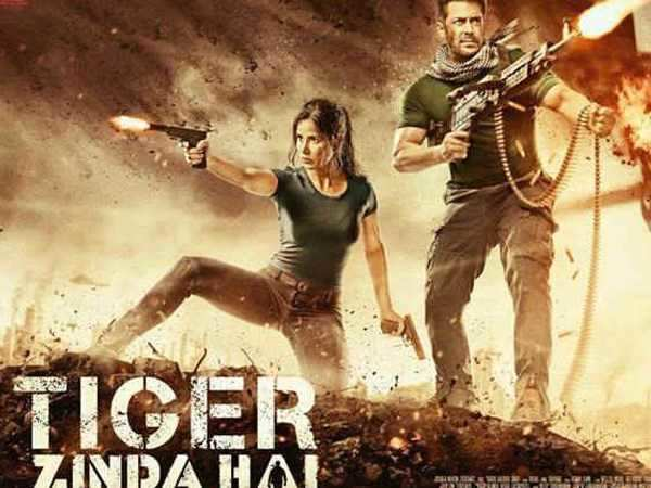 Tiger Zinda Hai becomes the biggest non-holiday opener of all time
