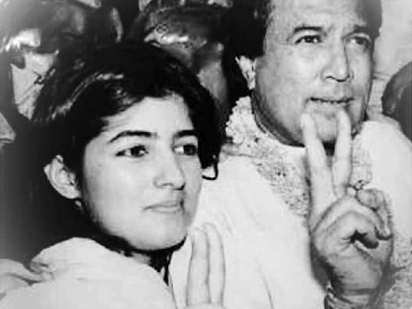 Photo Alert: Twinkle Khanna gets emotional on father Rajesh Khanna's birthday