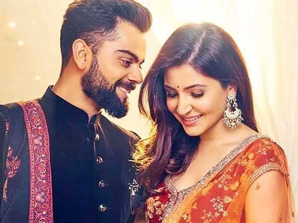 Confirmed! Anushka Sharma and Virat Kohli are married!