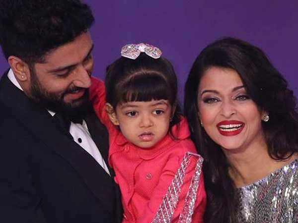 Abhishek Bachchan had the most epic response when someone trolled baby Aaradhya
