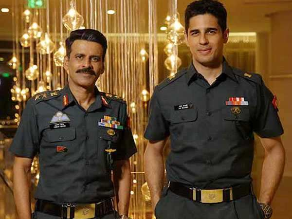 Just in: Sidharth Malhotra talks about playing an Army officer for the first time in Aiyaary